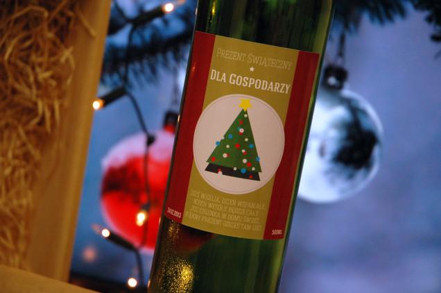 Wino świąteczne