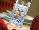 Wedding vodka label 7