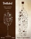Etykieta na wino 12