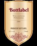 Etykieta na wino 8