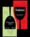 Etykieta na wino 16