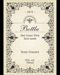 Wine label 7