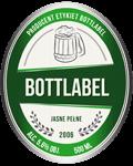 Etykieta na piwo 11