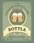 Etykieta na piwo 22