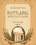 Etykieta na piwo 24
