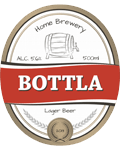 Beer label 5