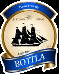 Beer label 9