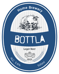 Beer label 19