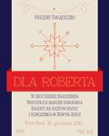 Etykieta na prezent świąteczny 25