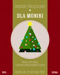 Etykieta na prezent świąteczny 29