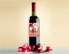 Wedding wine label 10
