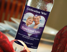 Celebration wine label 9