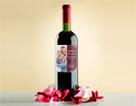 Celebration wine label 14