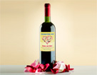 Wedding wine label 1