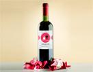 Wedding wine label 37