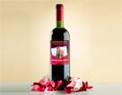 Wedding wine label 34