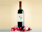 Wedding wine label 40