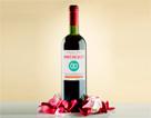 Wedding wine label 35