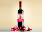 Celebration wine label 33
